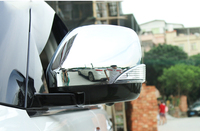 ABS Chrome Side Door Rearview Mirror Trim Cover For NIssan Patrol Armada Y62 Accessories 2017 2018