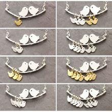 Zn ожерелье для матери и ребенка женское ювелирное изделие подарок