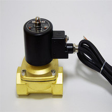 2W water gas natural explosion-proof solenoid valve  DN40,DN50