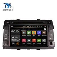 4G android 9.0 car dvd for kia sorento 2010 2012 in dash car stereo gps nagavition headunit Tape Recorder Car multimedia player