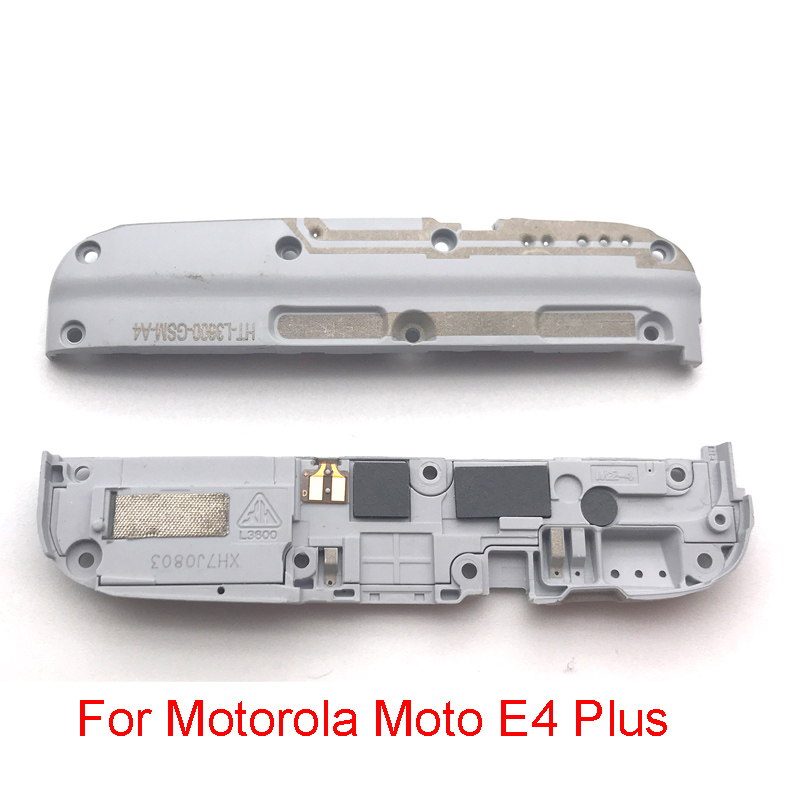 New Tested Loudspeaker Ribbon For Motorola Moto E4 / E4 Plus Loud Speaker Buzzer Ringer Flex Cable Replacement Spare Parts