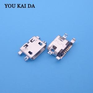Image 2 - 1000 pièces, pour THL W200 W200s W100 W100s V12 V7 W7 T3 T2 T100 T100S, connecteur de Port de chargement micro USB, prise de Dock