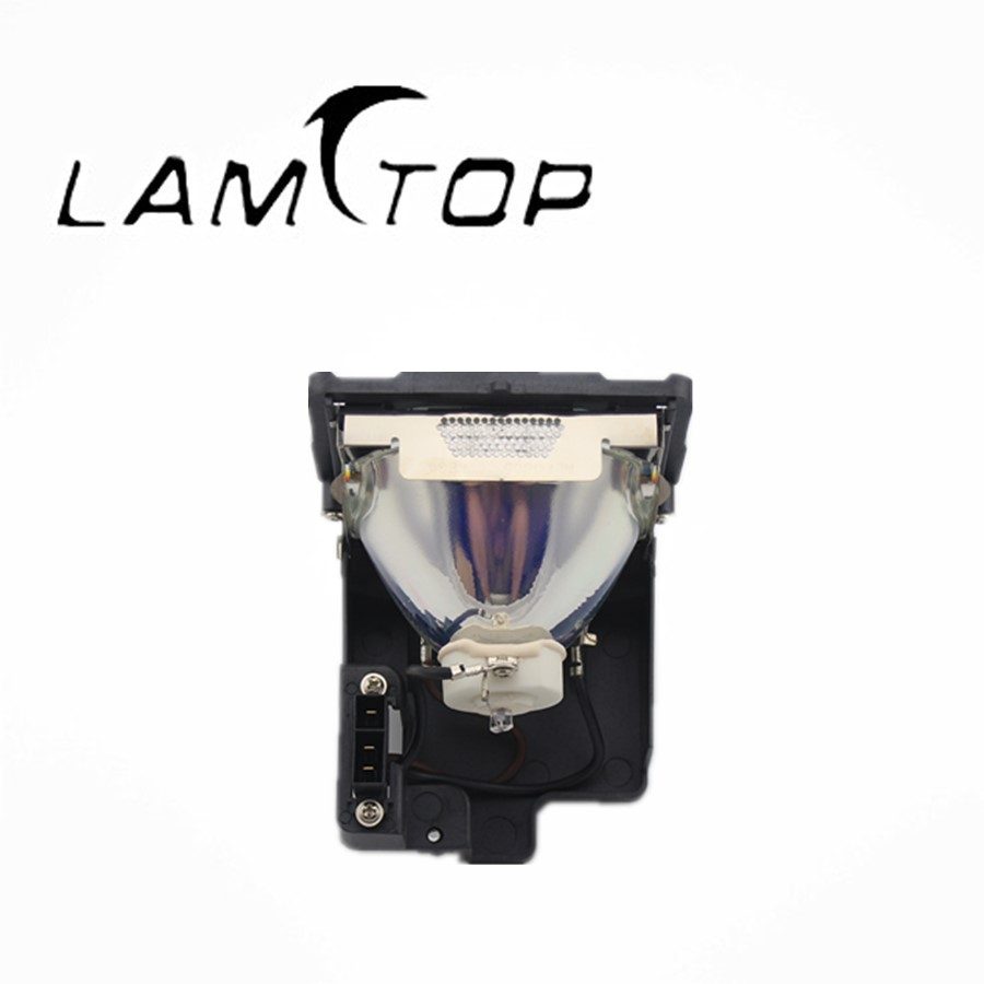 FREE SHIPPING  LAMTOP  180 days warranty  projector lamp with housing  POA-LMP109 / 610-334-6267  for  LC-XT5 free shipping lamtop 180 days warranty original projector lamp 610 346 9607 for lc xl200l lc xl200al