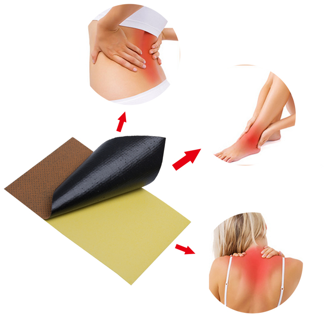 8pcs Sumifun Tiger Balm Pain Relief Patch Chinese Back Pain Heat Pain Relief Health Care Medical Plaster Body Massage C291