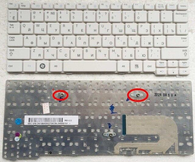 Teclado russa para samsung n148 n143 n145 n148p n150 nb20 nb30 nb30p n100-d31s n100 n102 ru teclado