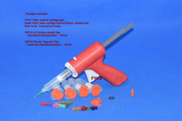 2017 New 10CC 10ML Single Liquid Manual Red Glue Gun
