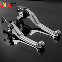 Motocross Lever Dirt Bike Brake Clutch Lever For Gas Gas EC 2T 2000-2017 FSE/FSR 2003-2009 Husqvarna RR/RS 4T 2010-2013 шорты женские puma ignite short tight w цвет черный 51668403 размер l 46 48