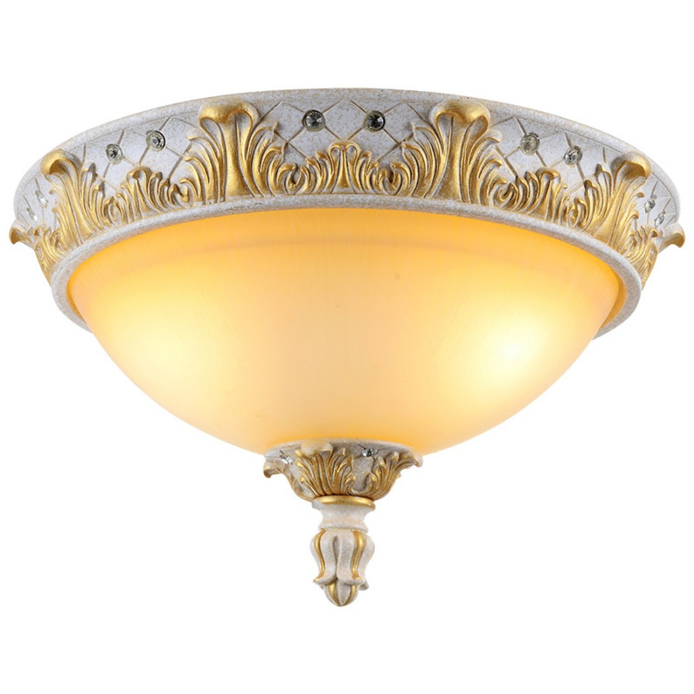 European Style Retro Ceiling Light