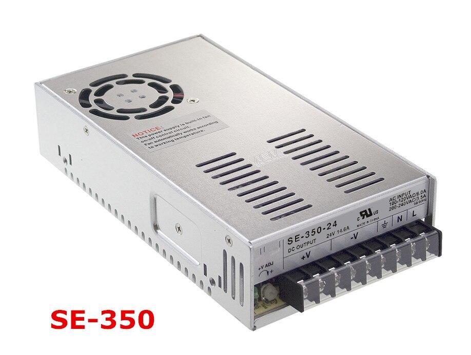 Free shipping 1pc  SE-350-24  350.4w  24v  14.6A Single  Output Switching Power Supply цена и фото