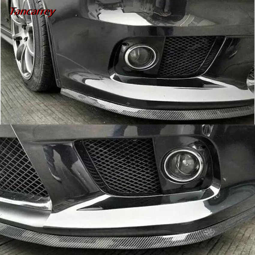 Auto styling Voorbumper Protector Accessoires voor Mercedes hyundai i30 Toyota megane 2 Opel astra j skoda superb Accessoires