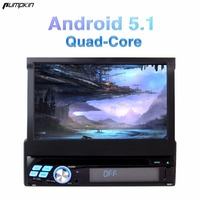 Pumpkin 2 Din 7 Inch Android 5 1 Universal Car DVD Player GPS Navigation Bluetooth Car