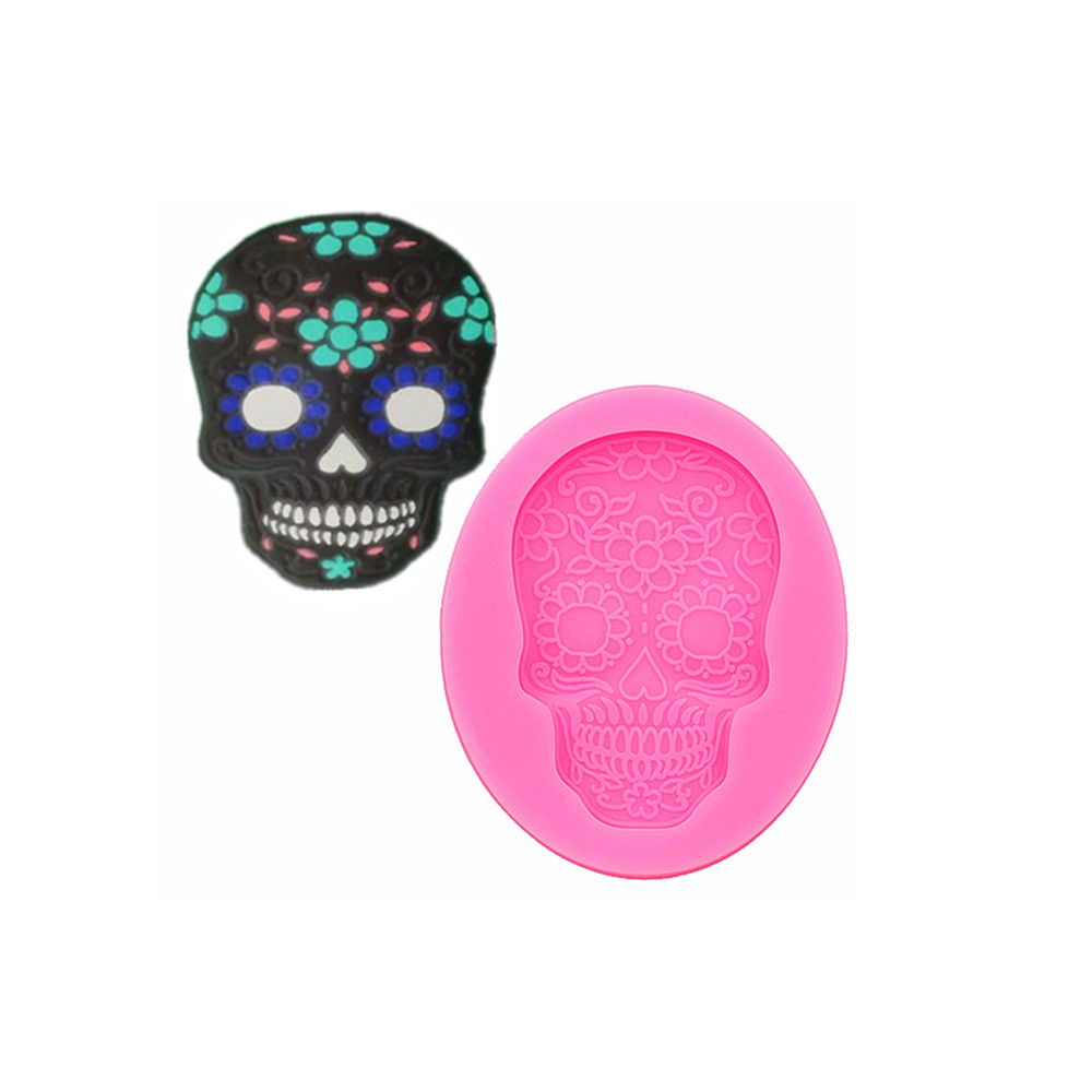 Compra sugar skull mask online al por mayor de China, Mayoristas de ...