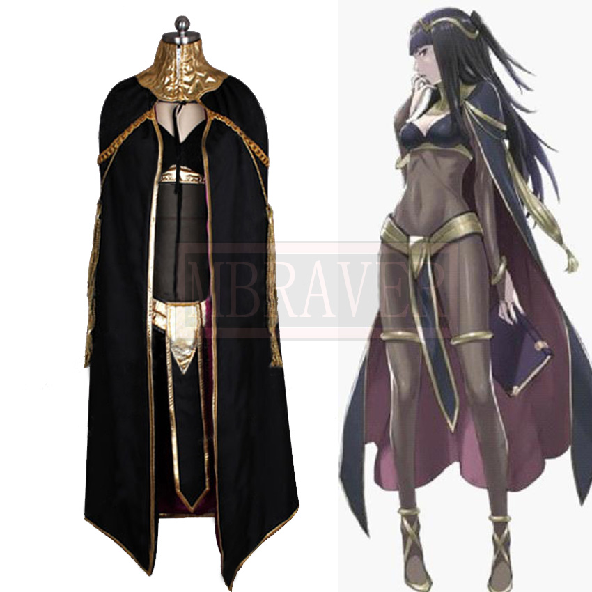 Fire Emblem Celica Cosplay Costume Custom Made Any Size