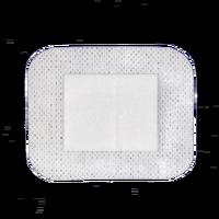 10 PCs Große Größe Hypoallergen Nicht-woven Medical Klebstoff Wunde Dressing pflaster Bandage Große Wunde Erste Hilfe Outdoor