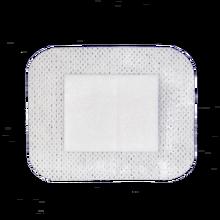 10 adet büyük boyutu hipoalerjenik dokunmamış tıbbi yapışkan yara pansuman malzemesi bant yardım bandajı büyük yara ilk yardım açık