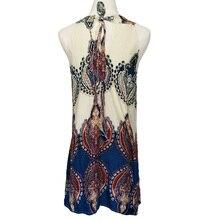 Boho Fashion Loose Summer Dress