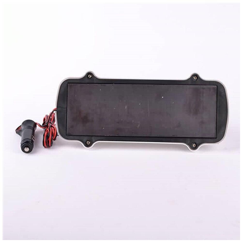 Taxi Top Light / Ny LED tak takskylt 12V med magnetisk bas vit - Bilbelysning - Foto 3