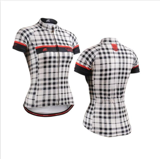 f40b00327 Life on track Compression T-shirt Short Sleeve cycling jersey Quick Dry  Anti-sweat breathable womens bike jersey