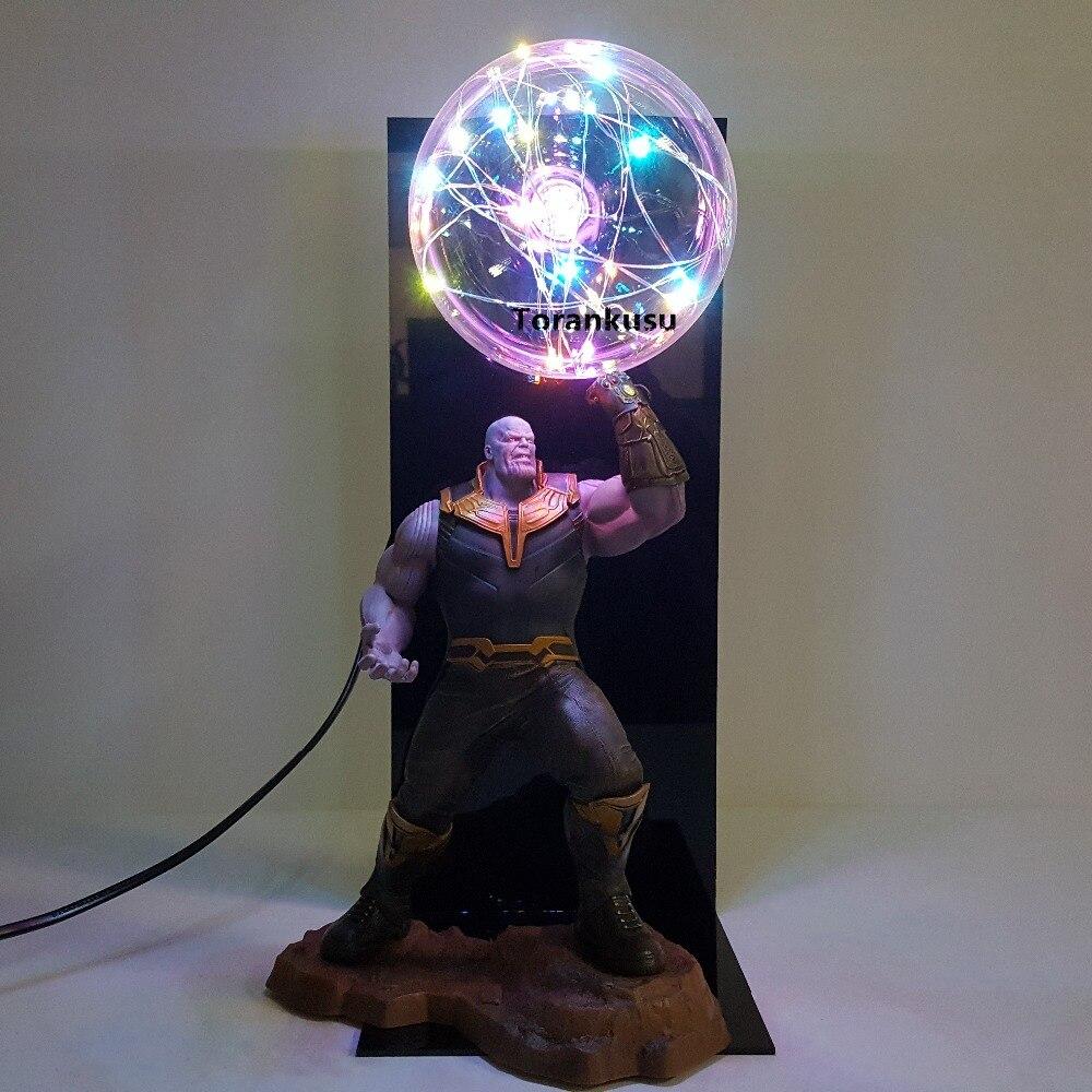 infinity gauntlet lâmpada brinquedos