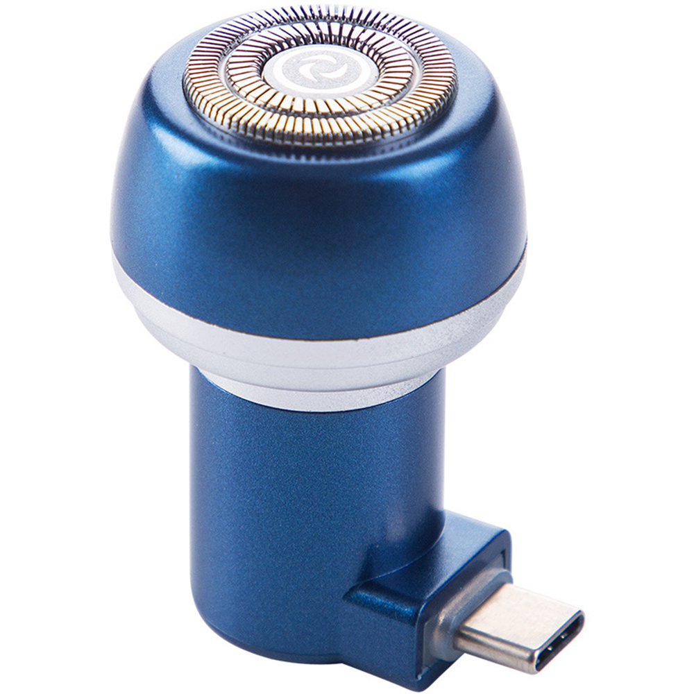 Mini USB Shaving For Smartphone Outdoor Travel Razor Portable Micro-USB /USB Type C Electric Shaver Devices