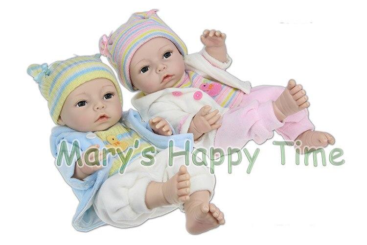 40cm Handmade All Silicone Reborn Baby Dolls 15 Reborn Doll Toy Girl Brinquedos handmade chinese ancient doll tang beauty princess pingyang 1 6 bjd dolls 12 jointed doll toy for girl christmas gift brinquedo