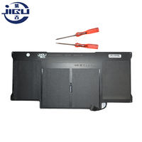 JIGU Wholesale New Laptop Battery For Apple MacBook Air 13 A1466 A1369 A1405 A1496 A1377 Battery With Screwdrivers