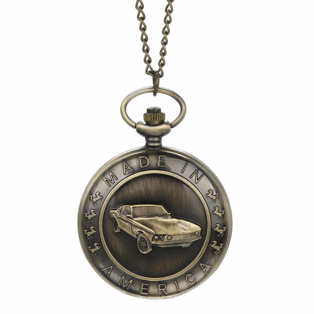 #5005 Vintage שרשרת רטרו הגדול כיס שעון שרשרת עבור סבא אבא מתנות reloj skyrim חדש הגעה Freeshipping מכירה לוהטת