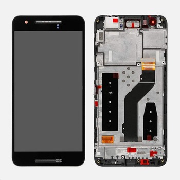 oudini for Google Nexus 6P H1511 H1512 LCD Screen Display with Frame Assembly Replacement for Nexus 6P LCD