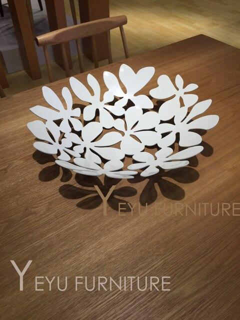 Minimalistischen Modernen Design Metall Stahl Obstkorb Lagerregal Platte  Schüssel Moderne Zuhause Wohnzimmer Dekoration Möbel Zubehör