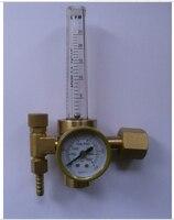 2016 FREE shiping NEW IN BOX Argon Mig Tig Flow meter Regulator Welding Weld