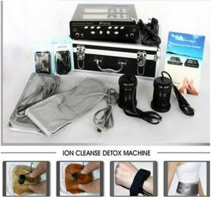 Image 5 - 2020 Foot detox machine dual ion cleanse foot detox spa device for dual person use ionic foot detox machine ion detox spa