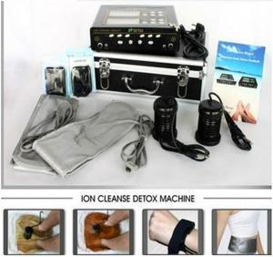 Image 5 - Machine à détoxifier les pieds 2020 pieds, appareil de spa pour nettoyer les pieds et détoxifier les pieds à deux personnes