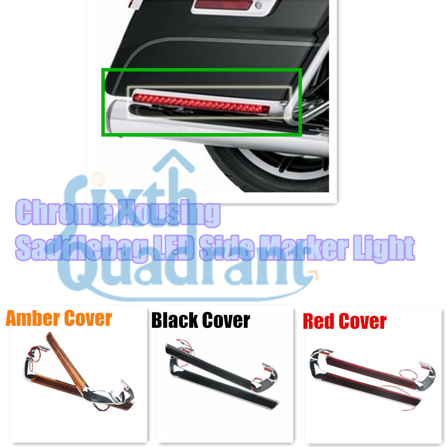 Saddlebags LED Tail light Trunk Tail Box Luggage Trunk Tail Light for Harley '14-later Touring models brand new silver color motortcycle accessories abs plastic led tail light fit for harley harley iron 883 xl883n xl1200n chopped