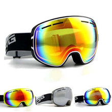 4 Colors snowboard goggles Windproof Waterproof Ski goggles For Adult Snow Goggle Auti-UV400 Skiing Glasses goggle page 4