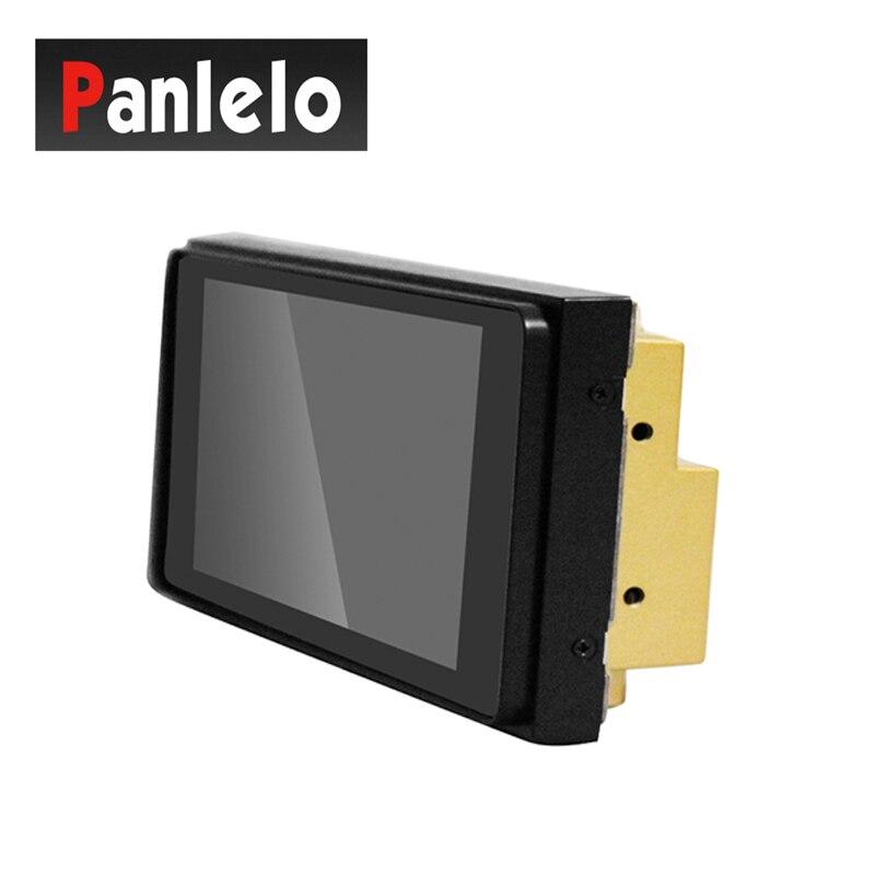 Autoradio Panlelo S11 2 Din Android pour Toyota Corolla 7 pouces unité de tête Navigation GPS Quad Core 1 GB RAM 16 GB ROM écran tactile - 2