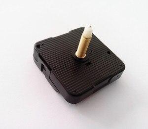 Image 5 - 10 adet süpürme yüksek tork Clockwork mekanizması kuvars makinesi Clockwork DIY saat kolları