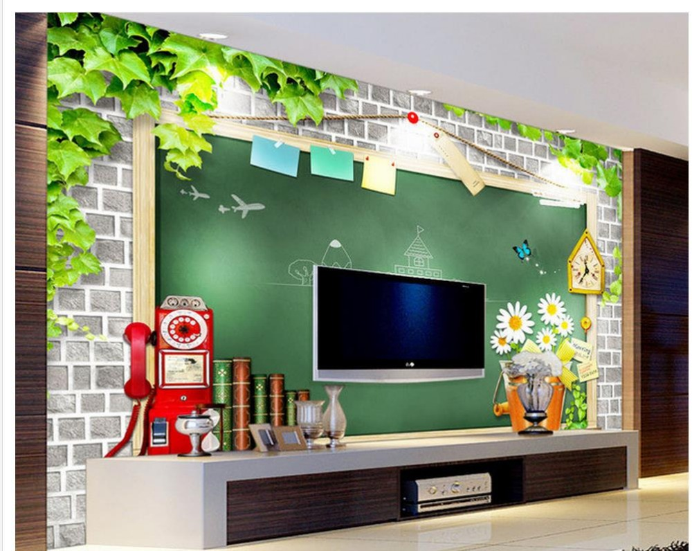 3d wallpaper for room classroom blackboard wall murals creative 3d wallpaper for room classroom blackboard wall murals creative mural background wall living 3d wallpaper in wallpapers from home improvement on amipublicfo Choice Image