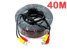 ! BNC 40M Power video Plug and Play Cable for CCTV camera