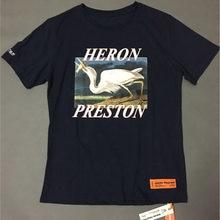 5b189eefe91 Heron Престон Футболки 18ss London в Москве dsny heron Престон футболка Для  мужчин Для женщин хип-хоп японского журавля цапля .