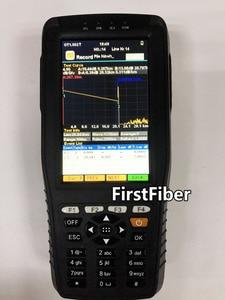 Image 4 - 4 дюймовый экран OTDR, оптический временной рефлектометр 1310 и нм, встроенный VFL OPM OLS Red светильник с разъемами FC SC ST