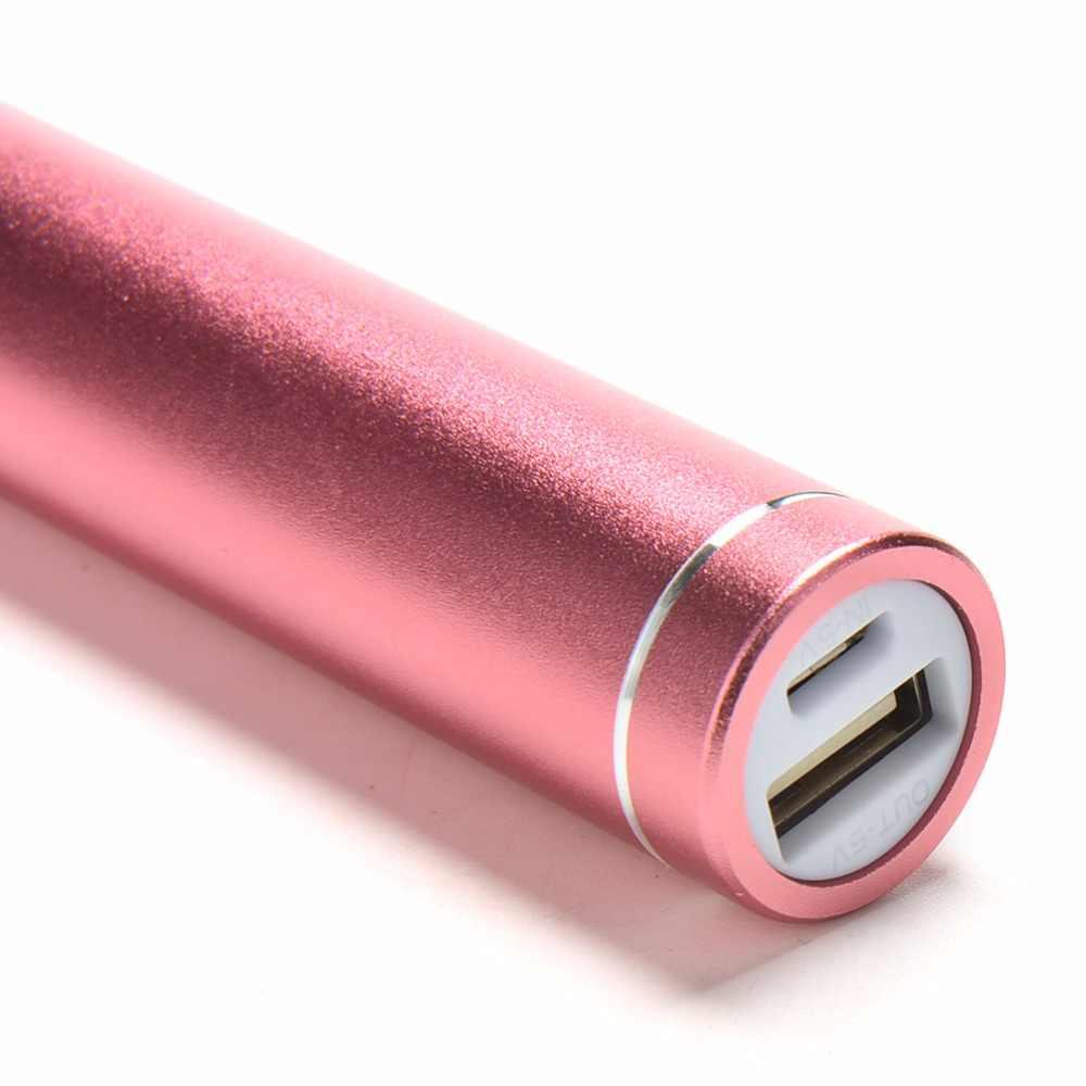 כוח בנק אחסון תיבת 18650 ליתיום מטען ריק מעטפת עבור טלפון סלולרי Tablet אלקטרוניקה חיצוני USB כוח בנק מקרה