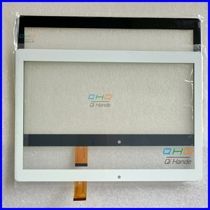 """Image 2 - New Capacitive touch screen 10.1"""" inch DP101279 F1 touch panel digitizer Sensor DP101279   F1 for Digma Plane 1523 237*166mm"""
