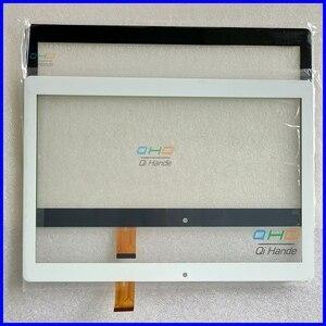 """Image 2 - Nowy pojemnościowy ekran dotykowy 10.1 """"cal DP101279 F1 digitizer panel dotykowy czujnik DP101279 F1 dla Digma samolot 1523 237*166mm"""