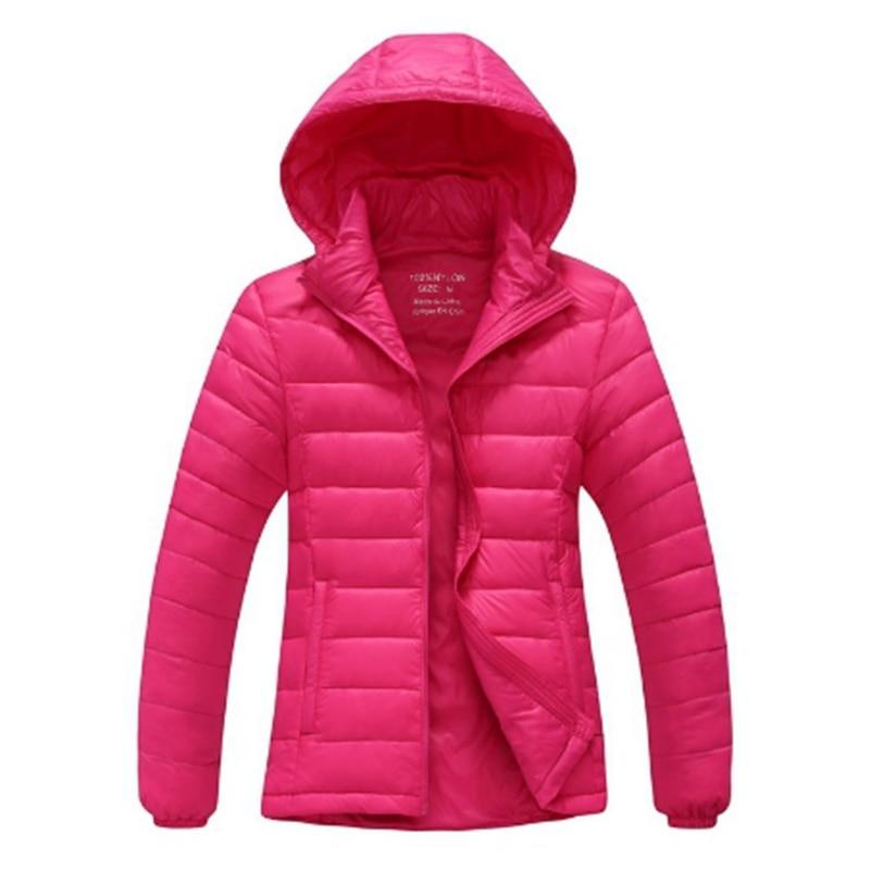 2018 Новая Осенняя, зимняя, модная, повседневная, пуховая хлопковая одежда, Женская стильная ветрозащитная и теплая куртка.