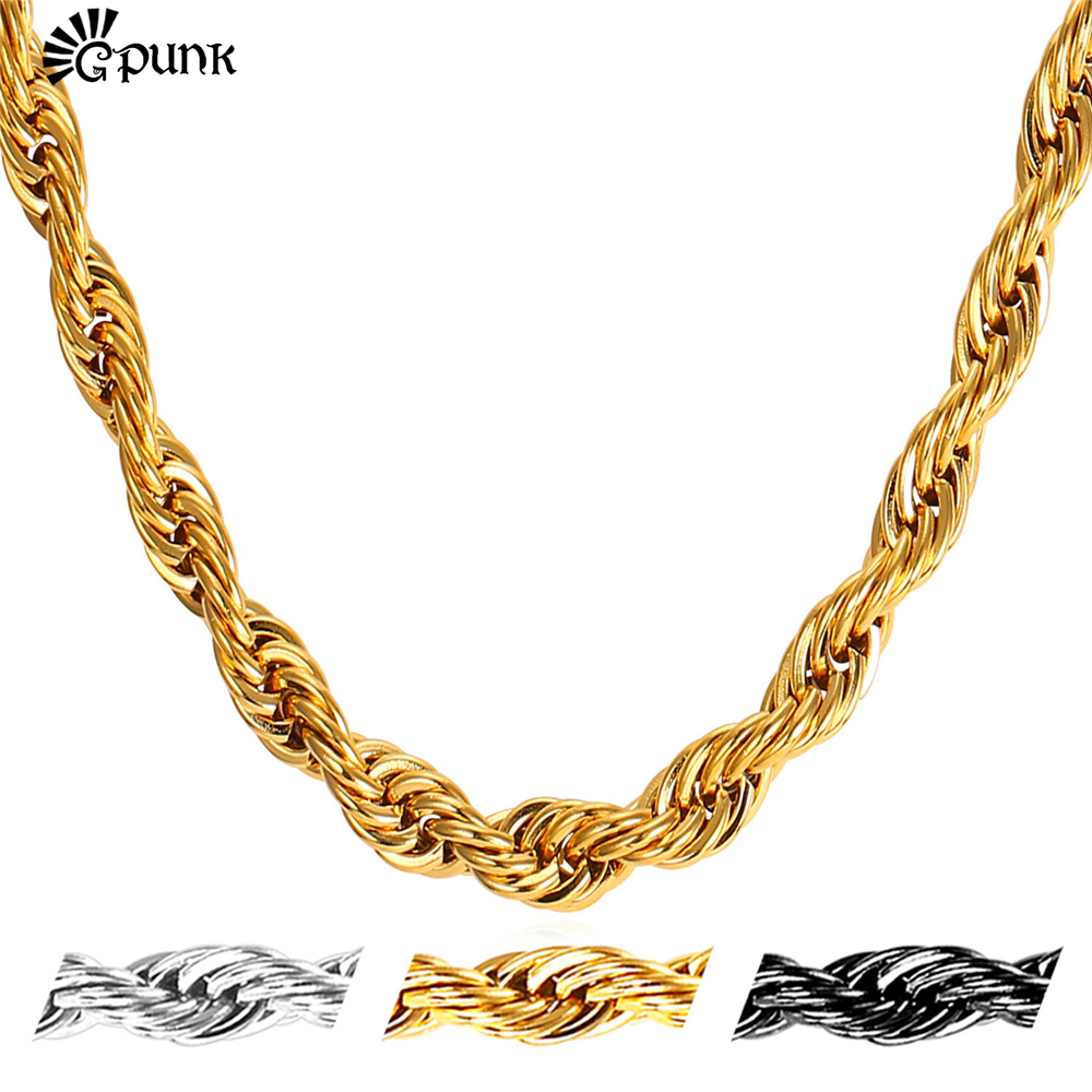 gold rope necklace sizes necklaces amppendants