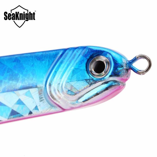 SeaKnight Metal Jigging SK301 4pcs Assorted Color