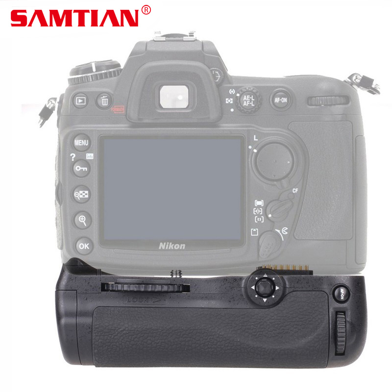 SAMTIAN Professionale Battery Grip per Nikon D300 D300S D700 DSLR Camera Con Telecomando