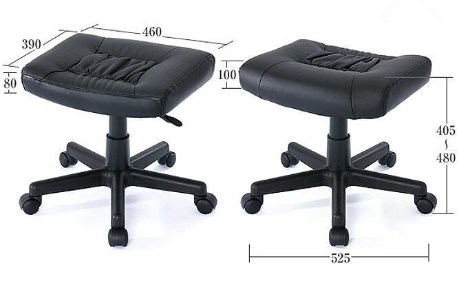 Lujo Otomana Con Muebles De Sillas Ornamento - Muebles Para Ideas de ...