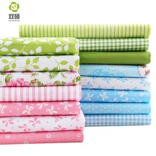 Fat quarters Fabric Bundles 15 different Design Patchwork Fabric For Sewing Doll Cloth DIY Cloth Crafts  15pieces/lot 40*50 CM