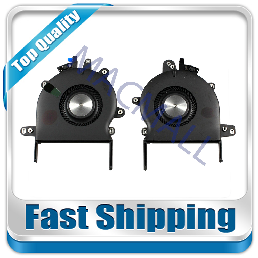 New Left and Right Pair CPU Cooling Fans For MacBook Pro Retina 13'' A1706 CPU Cooling Fan 2016 2017 image